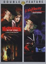Nightmare on Elm Street 1 and 2 DVD