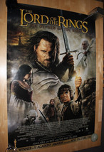 Lord Of The Rings Return Of The King Official DVD Release Promo Marketin... - $17.32