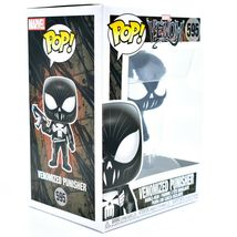 Funko Pop! Marvel Venom Venomized Punisher #595 Bobble-Head Vinyl Action Figure image 5