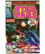 STAR WARS 6 VFNM 9.0 Marvel Comics Volume 1 1977 Howard Chaykin - $27.71