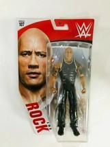"WWE Mattel Series 107 The Rock 6"" Wrestling Action Figure - $15.83"