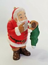 Hallmark Keepsake Ornament - New Christmas Friend - 1998 Membership - $5.30