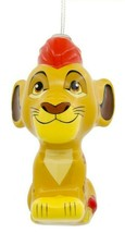 Hallmark Disney Kion The Lion Guard Decoupage Shatterproof Christmas Ornament image 2