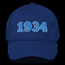 Lions hat / 1934 hat / gift hat / lions Cotton Cap image 3