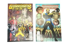 Guardians of the Galaxy #1 & #2 Volume 4 December 2015 Marvel Comics Set... - $9.74