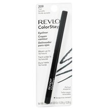 Revlon ColorStay Eyeliner With Sharpener, Color - Teal 209 (Pack of 2) - $34.66
