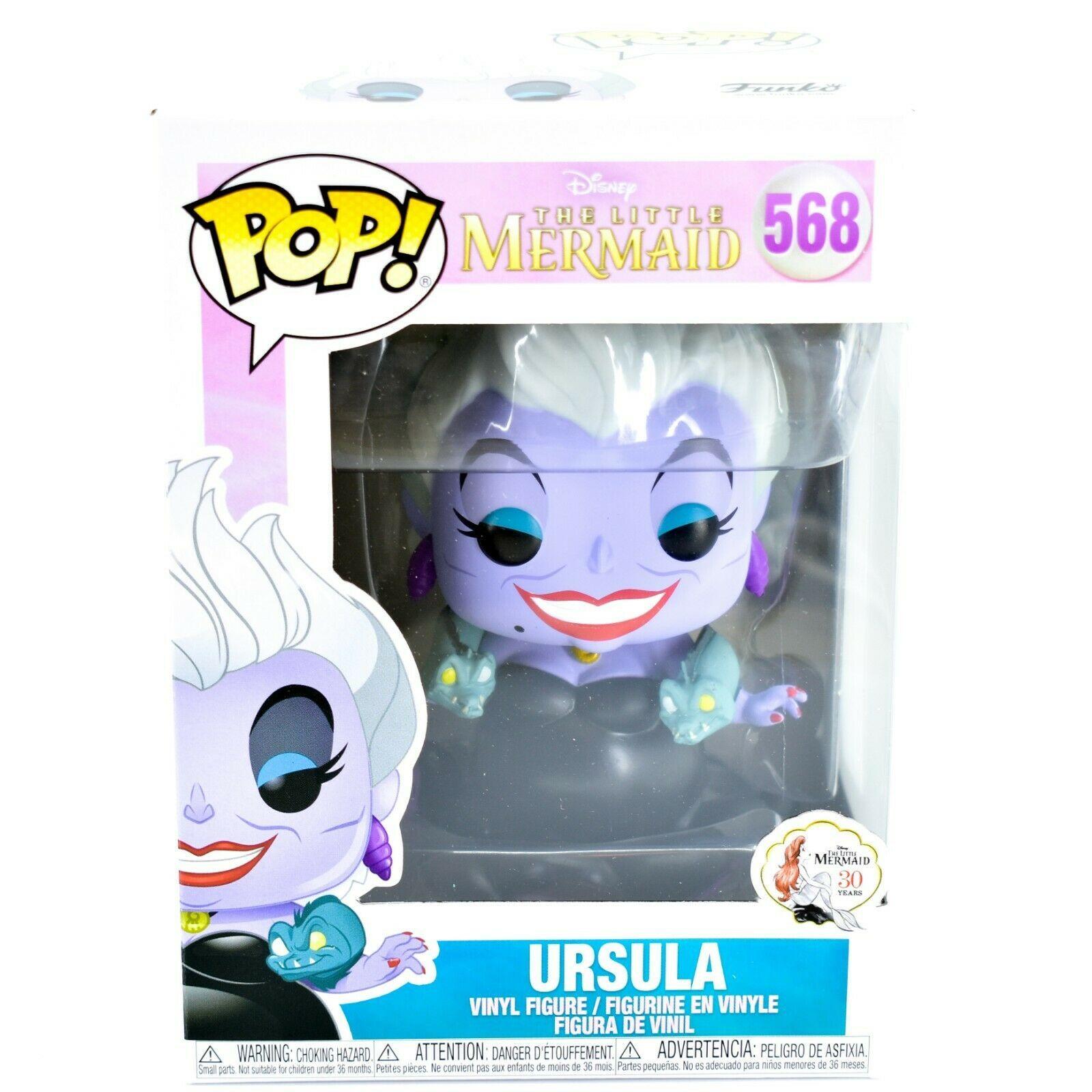 Funko Pop! Disney 30 Years The Little Mermaid Ursula Vinyl Figure #568