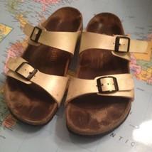 Papillio Birkenstock Sandals Women's Two Strap ... - $34.60