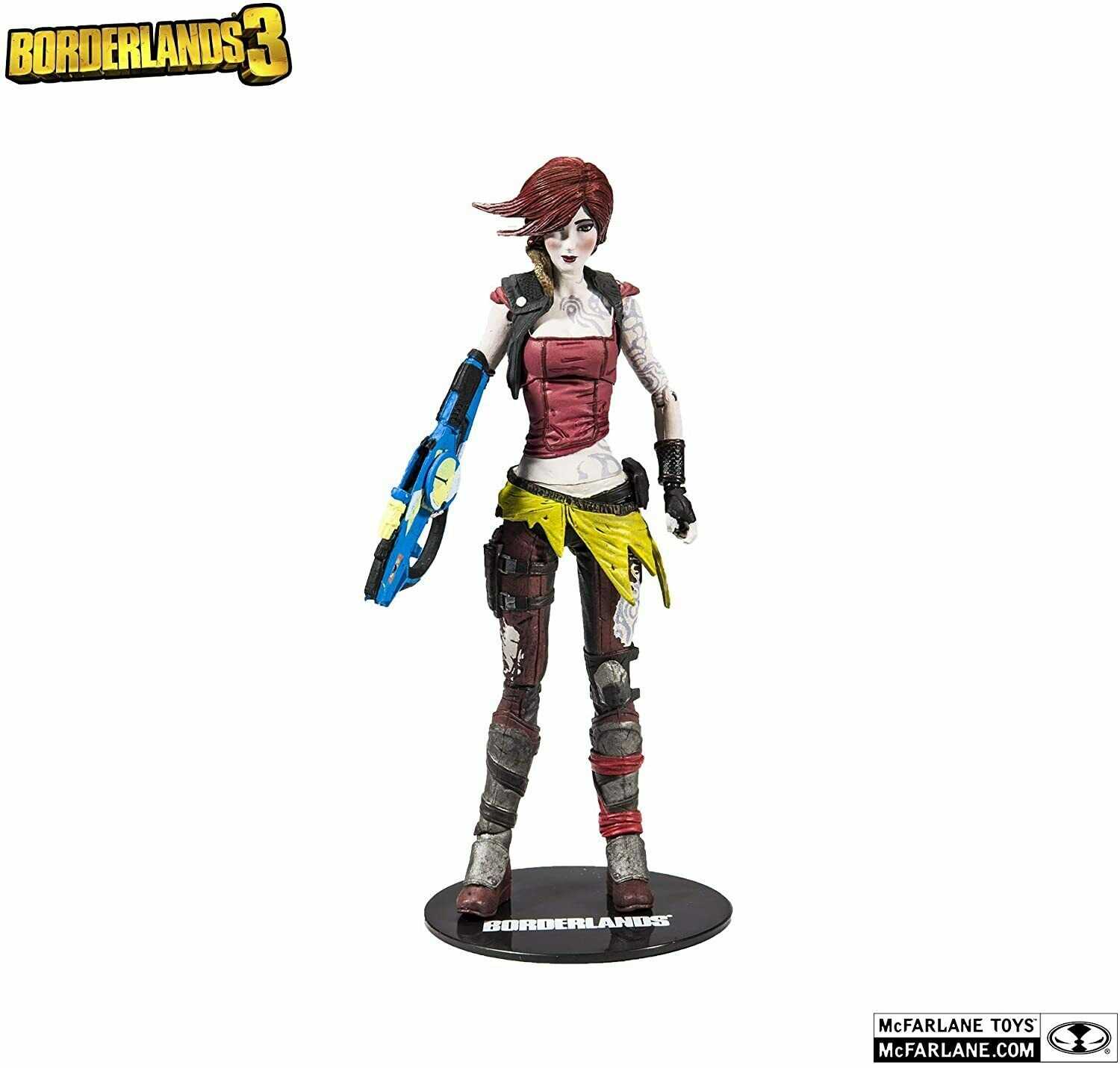 Primary image for McFarlane Toys 10253-6 Borderlands - Lilith Action Figure