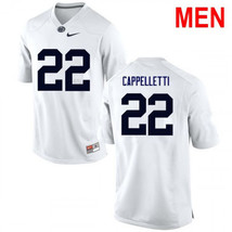 Men's #22 John Cappelletti Penn State White 2019 NCAA Football Stitched ... - $54.99