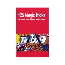 125 Tricks With Cards by Royal Magic - Learn How To Do Easy Card Magic T... - $3.46