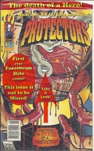 (CB-4) 1993 Malibu Comic Book: The Protectors #5 - Sealed Polybagged - $2.25