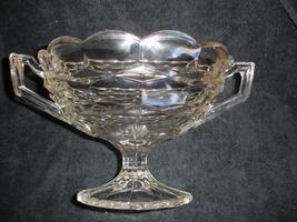 """Art Deco Heavy/Large Chippendale  Flint """"Trophy"""" Vase/Bowl - $25.00"""