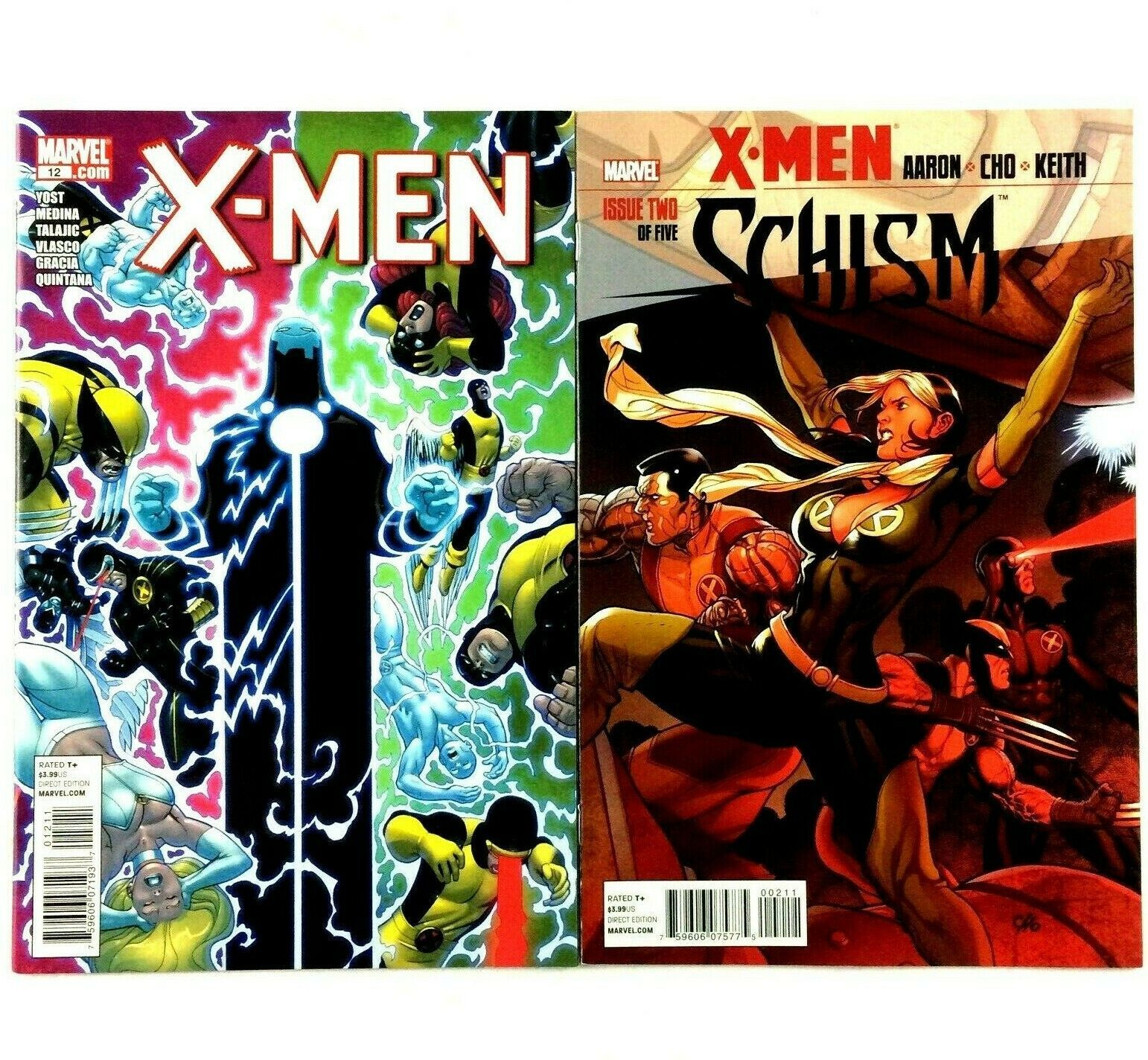 16 X-Men Comic Book Lot VF NM Marvel Giant Size Wolverine Gambit Colossus Storm