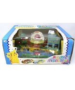 Pocket Monsters by TOMY (Pokemon Mate) Chibi Pokehouse Deluxe Type Ninte... - $84.14