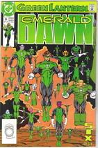 Green Lantern Emerald Dawn Comic Book #6 DC Comics 1990 VERY FINE - $2.99