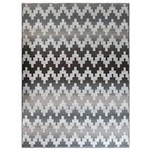 LOCHAS Stylish Nylon Washable Area Rug for Living Room Bedroom Dining Ro... - $72.32