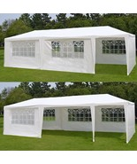 10'x 30' White Gazebo Yard Party Tent Canopy - $150.00