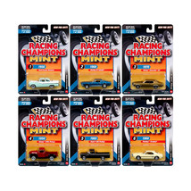 2017 Mint Release 3 Set A Set of 6 Cars 1/64 Diecast Model Cars by Racin... - $58.02