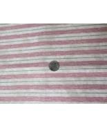 "Waverly stripe Upholstery Drapery Fabric ""Pisa"" 54"" wide - $25.00"