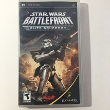 Star Wars: Battlefront -- Elite Squadron (Sony PSP, 2009) - $9.50