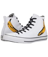 Converse Andy Warhol Chuck Taylor Hi Leather Banana Velvet Underground W... - $59.50