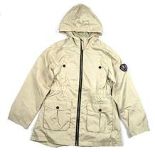 Hawke & Co. Outfitter Girl's 7-16 Hooded Lightweight Anorak (10/12)