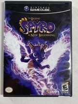 Legend of Spyro: A New Beginning  Nintendo GameCube, 2006 (Complete) - $24.74
