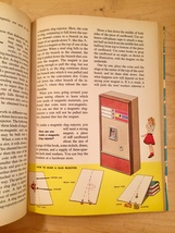 Vintage Childrens book: 1963 How and Why Wonder Book of Magnets and Magnetism image 6