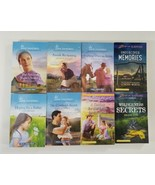 Love Inspired True Large Print Lot of 8 Titles SEE DESCRIPTION FOR TITLES - $43.00