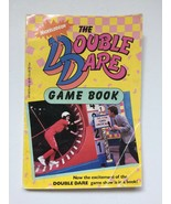 Nickelodeon The Double Dare Game Book by Daniella Burr 1988 Paperback - $8.51
