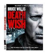 Death Wish [Blu-ray + DVD + Digital] - $9.95