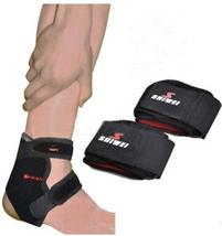 Adjustment Ankle Support Wraps (Pair), One Size - $21.77