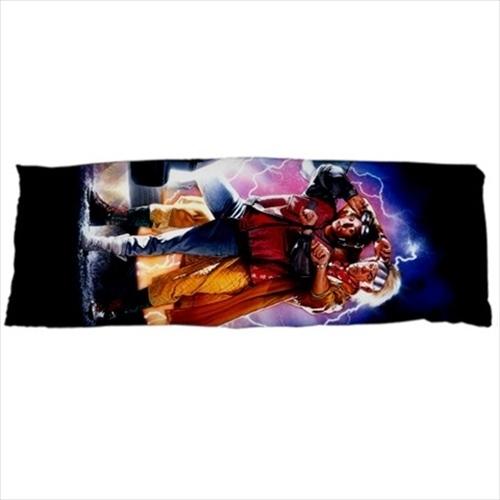 dakimakura body hugging pillow case back to the future nerd geek cover daki - $36.00