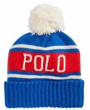 Ralph Lauren Men's Downhill Skier Stadium Hat (Bright Blue) - $44.62