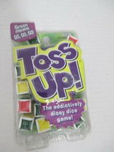 2004 Toss Up! Dice Board Game New Family Fun Strategy Challenge - $8.99