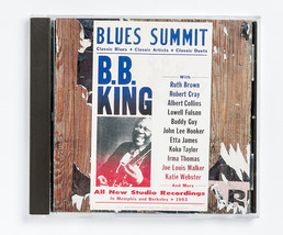 B B King - Blues Summit - $4.00
