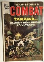 Combat #40 (1973) Dell Comics Vg+ - £7.95 GBP
