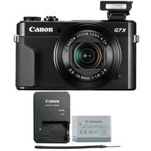 Canon G7X Mark II PowerShot 20.1MP Digital Camera Mark2 MK2 (Black) image 1