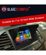 Car in Dash GPS/DVD/LCD Visor | Sun Shade | 7 to 10 Inch Universal Fit - $34.53