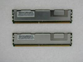 AP12K72G4BJE6S 8GB 2x4GB FBDIMM 240pin PC2-5300 DDR2-667 Server Memory 2 R X 4