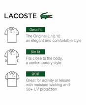 Lacoste Men's Classic Pique Cotton Slim-Fit Polo Shirt image 2
