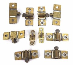 LOT OF 10 SQUARE D HEATER ELEMENTS B2.65, B1.45, B3.70, A6.20, A4.32 image 1