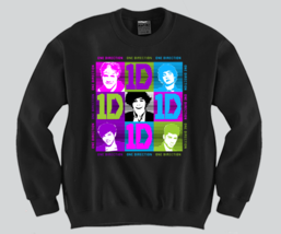 1D Small Faces Unisex Crewneck Funny and Music - $27.60+