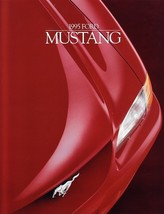 1995 Ford MUSTANG sales brochure catalog 95 US GT 5.0 - $9.00