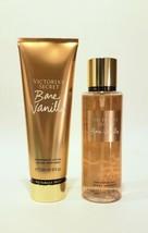 *NEW VICTORIA'S SECRRB BARE VANILLA Fragrance Mist & Lotion Set 8.4oz & 8oz - $40.00