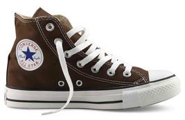 Converse All Star Chuck Taylor Hi 1P626 Chocolate Women Shoes *NO BOX - $47.95