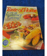 Taste of Home Magazine June And July 2007 Great Summer Eating - $2.99