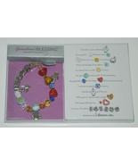 Roman 40565 Grandmas Blessing Beaded Bracelet Glass Beads Multi Colored - $12.95