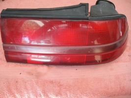 90-91 Mitsubishi Eclipse OEM right/passenger side tail light tail lamp - $55.24